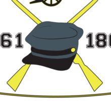 The North - Civil War Champions - Anti-Southern Pride Sticker