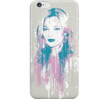 Kate Moss iPhone Case/Skin