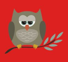 Duncan the Owl Kids Clothes