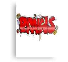 Brains Metal Print