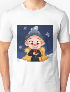 Christmas drinks! Unisex T-Shirt