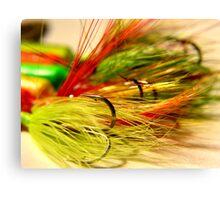 Fishing Time Canvas Print