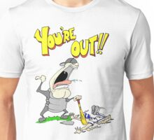 Umpire Unisex T-Shirt