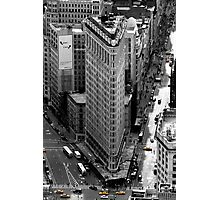 Flatiron Building - NY Photographic Print
