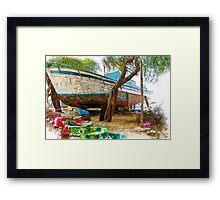 Boavista Framed Print