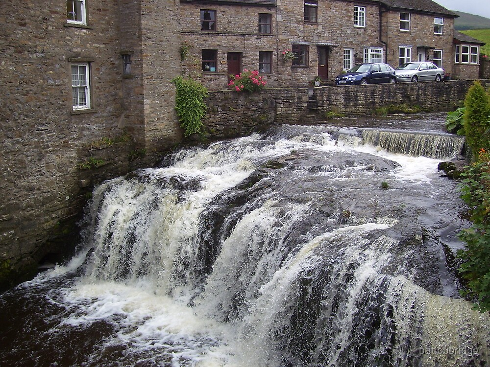 Waterfall by pat oubridge