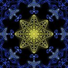 Golden Star by Sandy Keeton