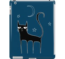 A Black Cat iPad Case/Skin