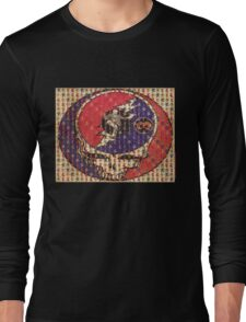 Greatfull Dead Teddy Bears Long Sleeve T-Shirt