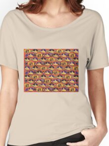 Yellow Submarine's  Women's Relaxed Fit T-Shirt