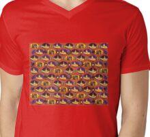 Yellow Submarine's  Mens V-Neck T-Shirt