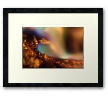 Dragon's Den Framed Print