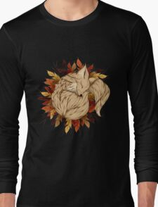 Night Fall Long Sleeve T-Shirt