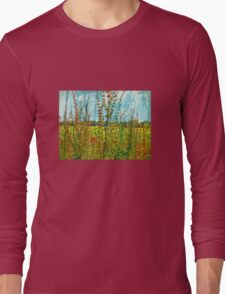 Doing the Happy Dance Long Sleeve T-Shirt