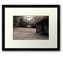 Appalachian Dawn  Framed Print