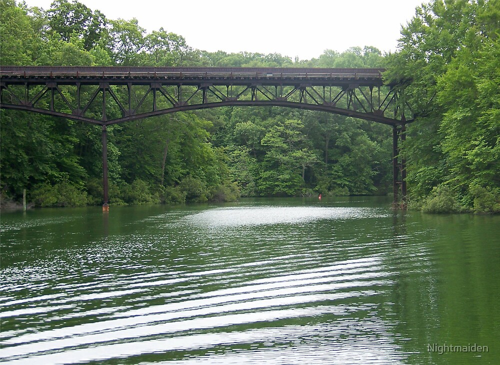 Under The Bridge by Nightmaiden