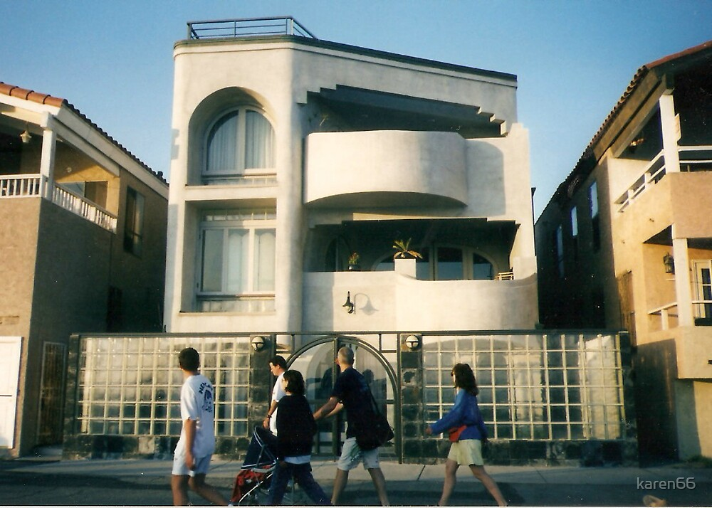 Best House in Venice Beach by karen66