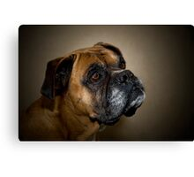 Oh yes....it comes naturally!! Canvas Print