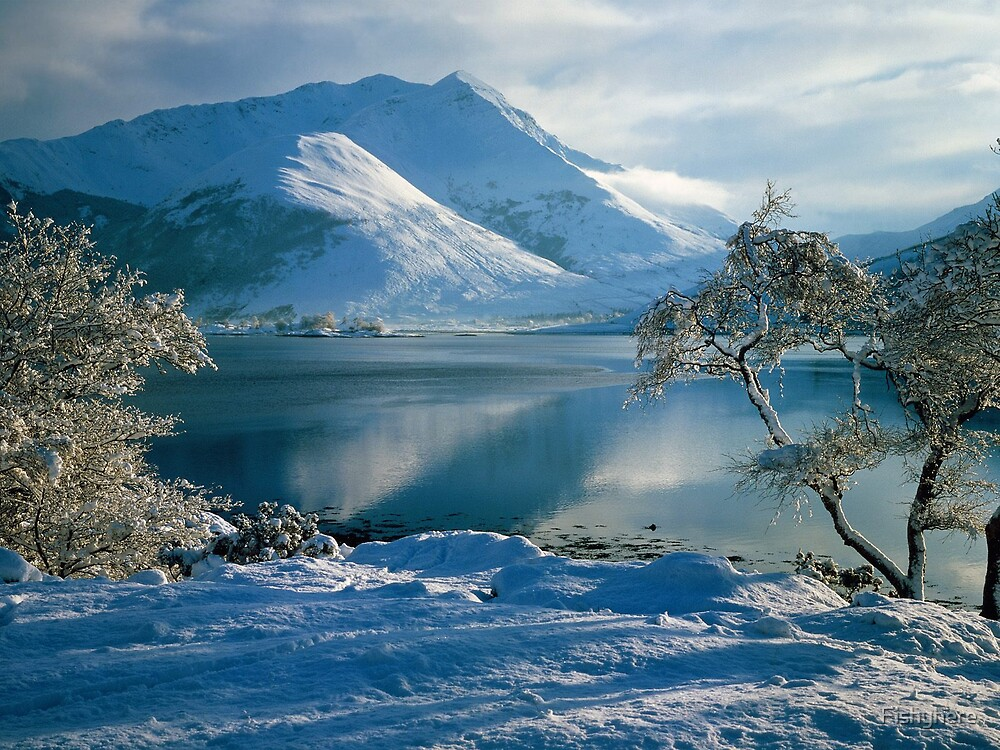Ballachulish, Western Highlands by Fishyhere