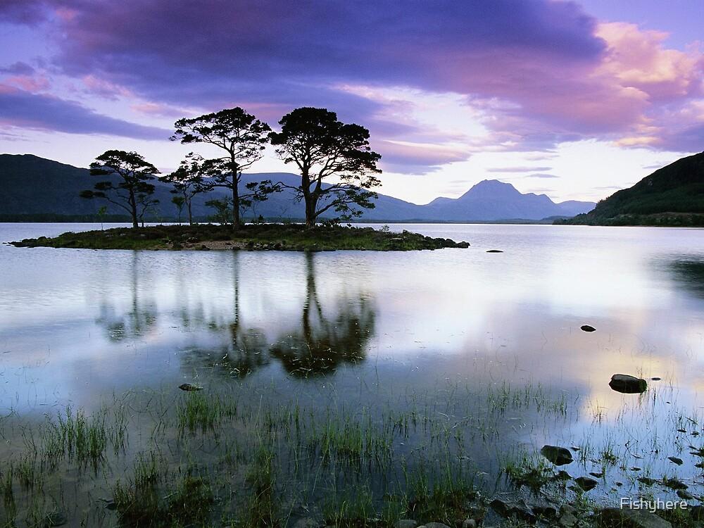 Loch Maree by Fishyhere