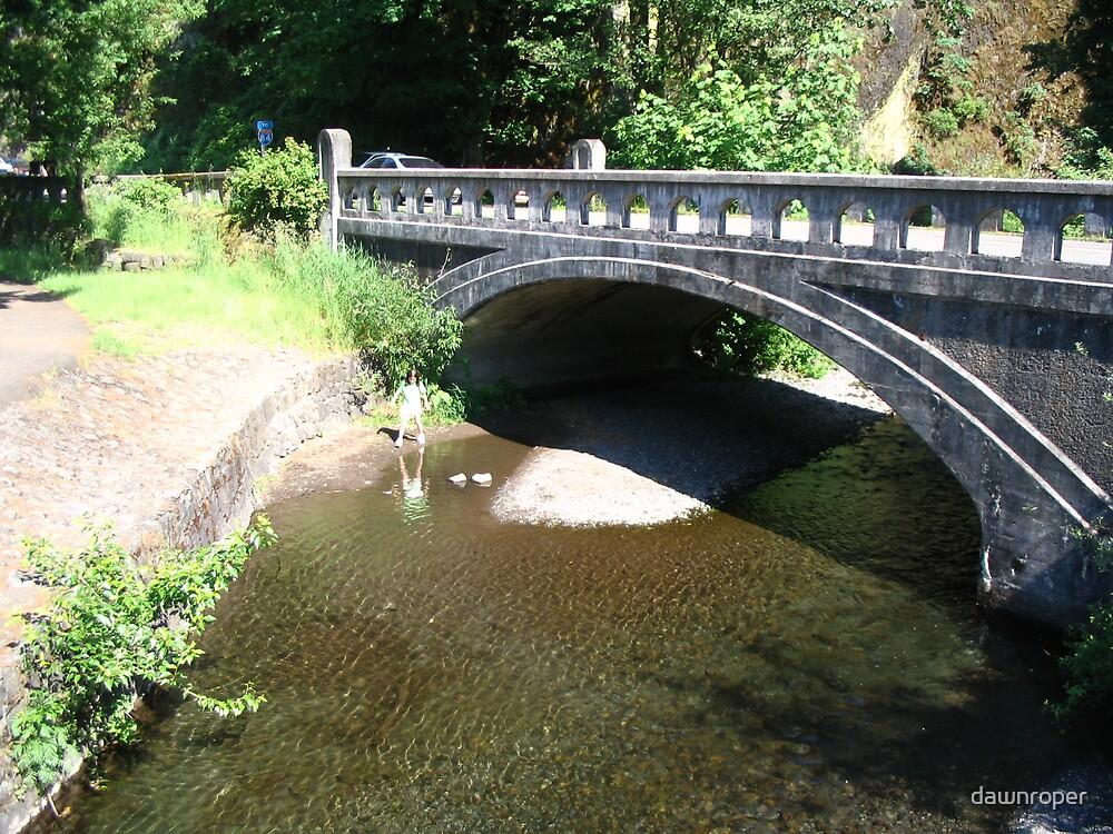 Bridge by dawnroper