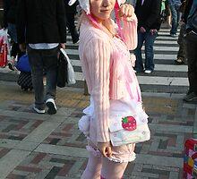 Harajuku Girl by blondie84