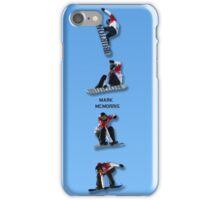 Mark McMorris - Snowboarder iPhone Case/Skin