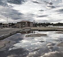 Reflection (Cockatoo Island) by Ben Herman