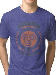 Airbending university Tri-blend T-Shirt