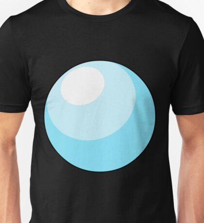 Glitch Land Tower Quest headroom optic eye Unisex T-Shirt
