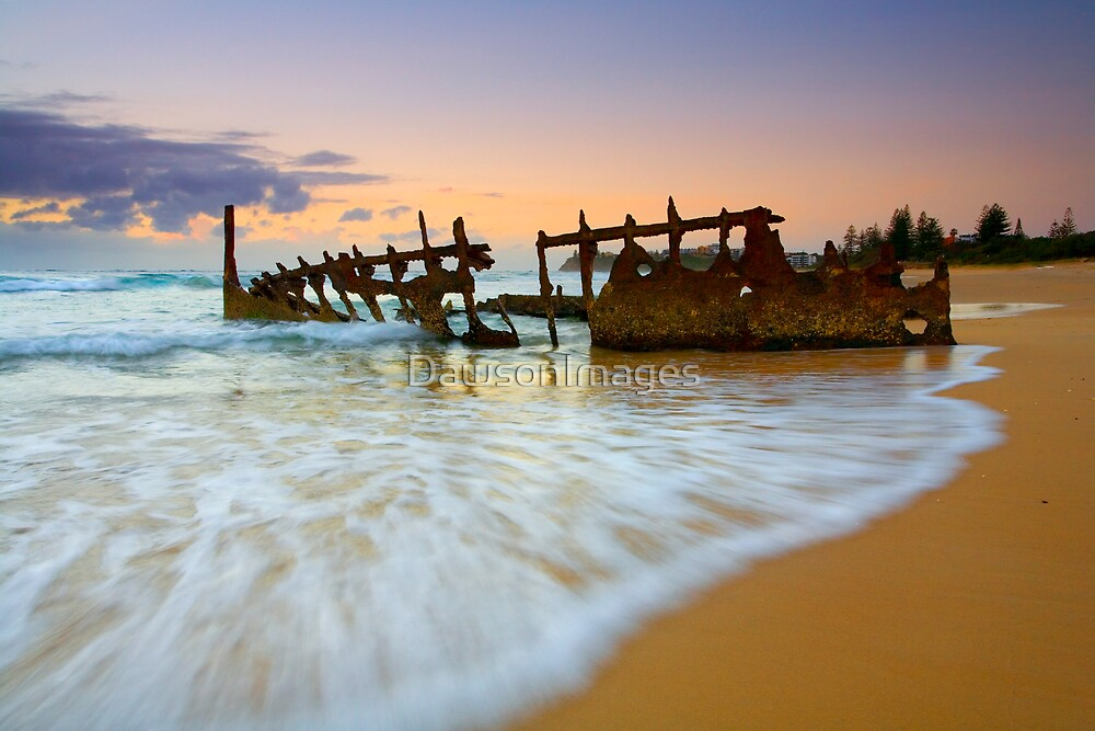 Swallowed by the Tides by DawsonImages