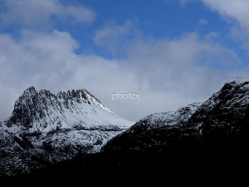 Tasmania Cradle Mt by photoj
