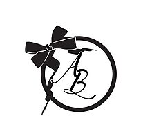 Customizable Collection #01: Fancy Bow Initials Photographic Print