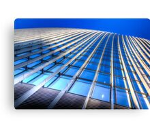 The Walkie Talkie Abstract Canvas Print