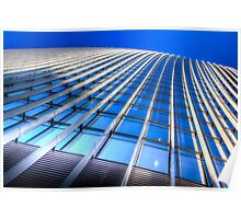 The Walkie Talkie Abstract Poster