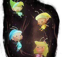 Fairies by davidpavon
