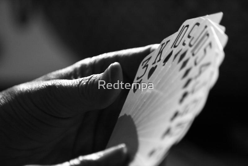 CARD SHARK by Redtempa
