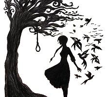 The Hanging Tree - Hunger Games by TimeLadyF