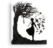 The Hanging Tree - Hunger Games Canvas Print