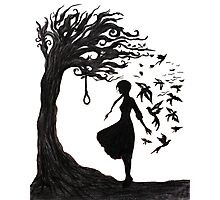The Hanging Tree - Hunger Games Photographic Print