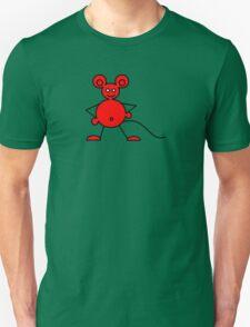 Red Mouse T (ummm...hmmmm yeah unisex) Unisex T-Shirt