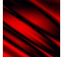 Red Rays Photographic Print