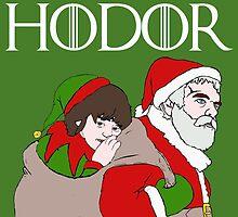 Ho-Ho-Hodor! by ToruandMidori