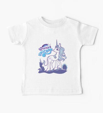 My Little Unicorn Baby Tee