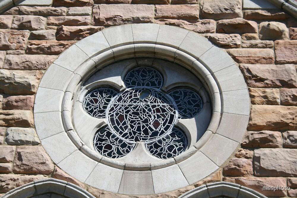 Window of Faith by mssphoto
