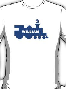 CHOOCHOOTRAINTEE for zee1's nephew William T-Shirt
