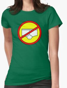 No Knickers T! T-Shirt