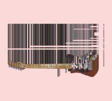 falling music One Piece - Short Sleeve