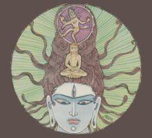 Yogiraja Shiva One Piece - Short Sleeve
