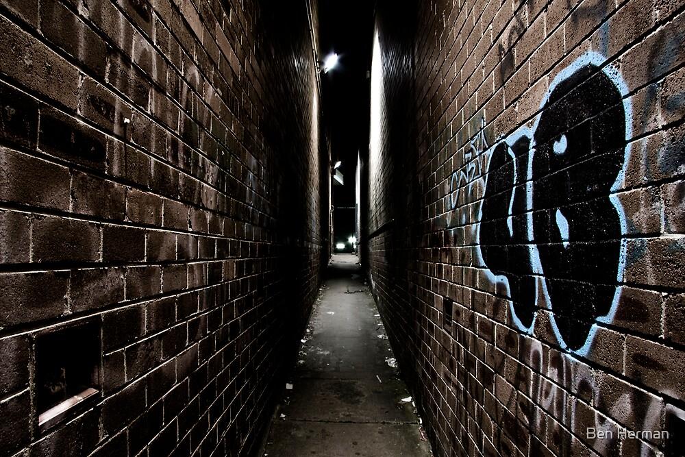 UB Alley by Ben Herman